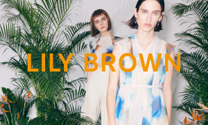 Lily Brown公式サイト